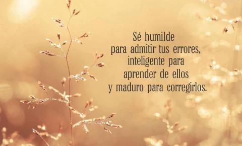 SE HUMILDE