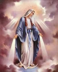 ¡Oh, María, sin pecado concebida, rogad por nosotros que acudimos a Vos!