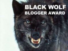 BLACK WORLD Blogger Award Nominee