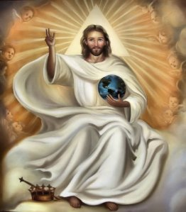 """Y el Rey les dirá: """"Venid a mí, benditos de mi Padre, y heredad el Reino preparado para vosotros desde antes de la Creación del mundo. Porque tuve habmbre y me disteis de comer, tuve sed y me disteis de beber, estuve desnudo y me cubrísteis, estuve enfermo y en la cárcel y vinísteis a verme""""."""
