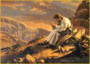 Jesús en el Desierto